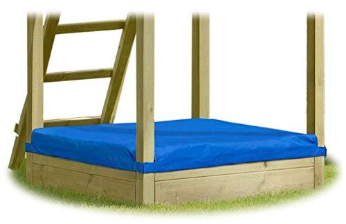 Gartenpirat Sandkastenplane 114x114 cm als Zubehör für Spielturm...
