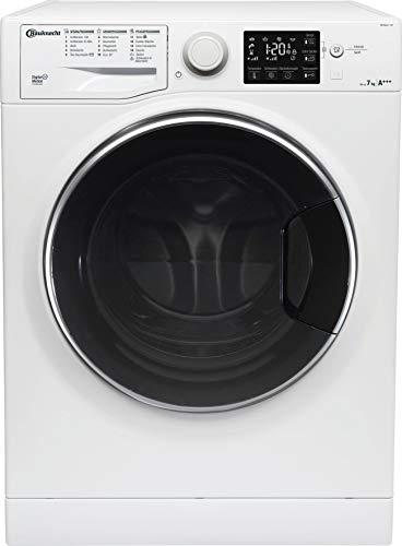 Bauknecht WM Steam 7 100 Waschmaschine Frontlader/A+++/1400 UpM/7...