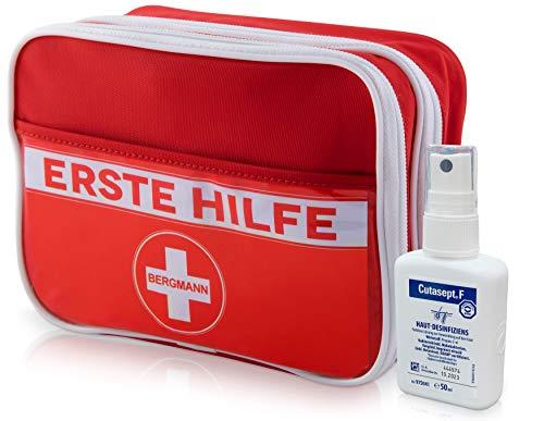 Erste Hilfe Set, deutschsprachig +...