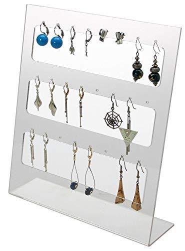 Ohrringständer: aus Acryl
