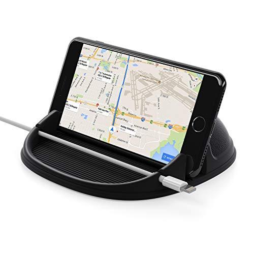 Lanhiem Handyhalterung Auto, Silikon Antirutschmatte Smartphone...