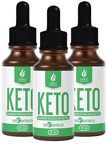 KETO   Drops   Tropfen   Lipo   Burn   EXTREM & SCHNELL & EASY  ...