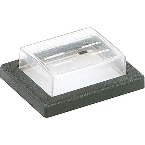 Bachmann Zubehör Rahmen Kappen PVC, schwarz, 924118