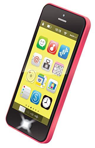 Bieco Lernspaß Kinder Smartphone   Kinder Handy mit 40 Sounds &...
