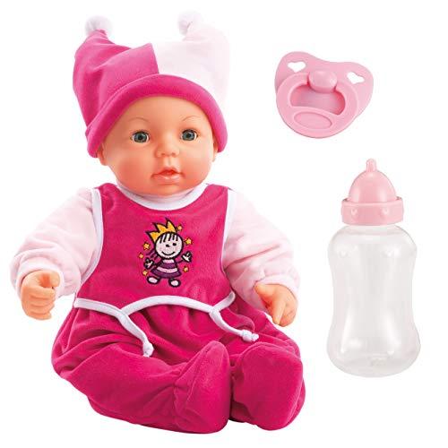 Bayer Design B2894682 9468200 - Funktionspuppe Hello Baby, 46 cm