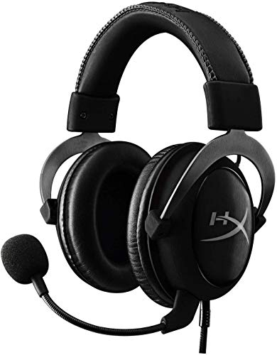 HyperX KHX-HSCP-GM Cloud II - Gaming Kopfhörer (für PS4/Mac-PC/Xbox...