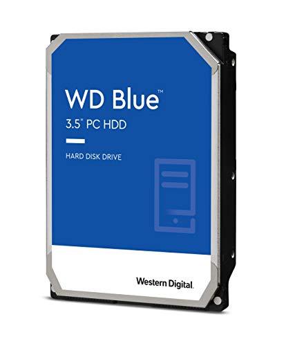 Western Digital Blue 4 TB Festplatte, SATA 6 Gb/s, 3,5', WD Blue,...