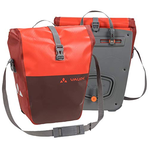VAUDE Aqua Back Fahrrad Tasche – wasserdichte Gepäckträger Tasche...