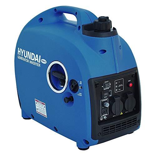 HYUNDAI Inverter-Generator HY2000Si D (Inverter Stromerzeuger,...