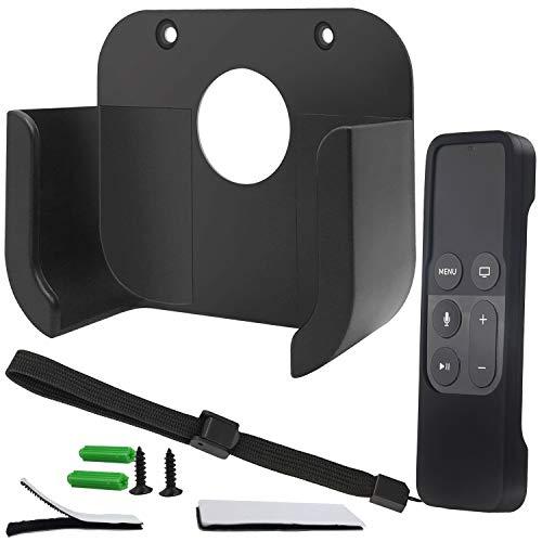 Pinowu Wandhalterung Halterung kompatibel für Apple Smart TV 4 / 4K...