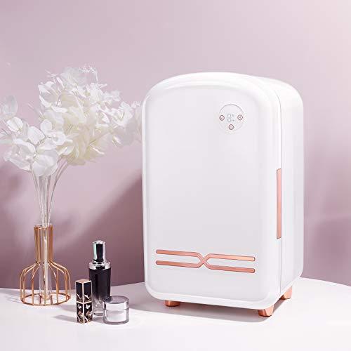 4YANG Thermo-Elektrischer Mini-Kühlschrank,12L Kleiner Kühlschrank...