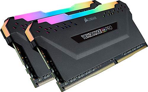 Corsair Vengeance RGB PRO 32GB (2 x 16GB) DDR4 3600MHz C18, High...