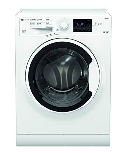 Bauknecht WT 86G4 DE N Waschtrockner / 8/6kg Waschen/Trocknen/Flecken...