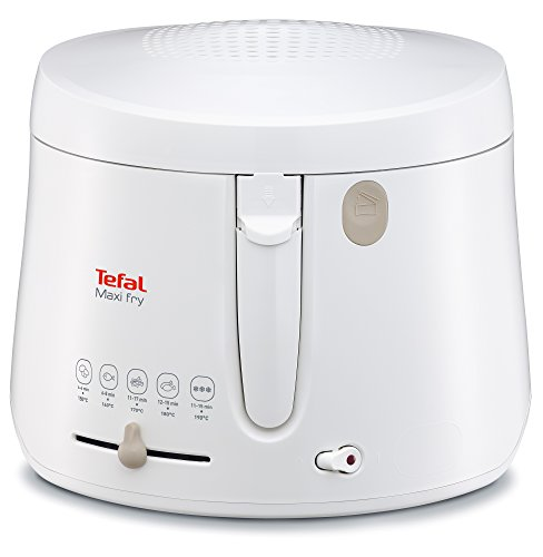 Tefal FF1000 Maxi Fry Fritteuse (1.900 Watt, Kapazität 1,2 kg,...