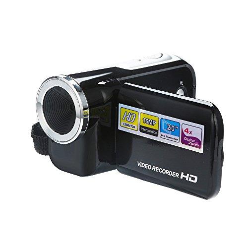 Colorful Camcorder Videokamera, HD 1080P Video Camcorder 16,0 MP 2,0...