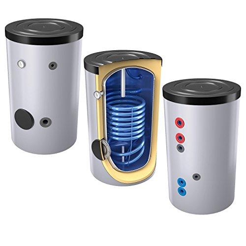 160 Liter emaillierter Solarspeicher / Warmwasserspeicher /...