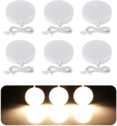 Lepro Schrankbeleuchtung LED Unterbauleuchte Küche Set 12W 1020LM...
