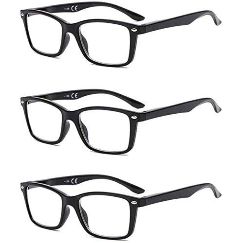 Suertree Feder Scharnier (3 Pack) Lesebrillen Sehhilfe Augenoptik...