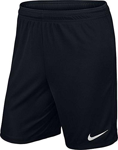 Nike Herren Fußballshorts Park II, Schwarz (black/white), Gr. XL