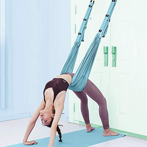 XiYee Yoga-Hängematte, Trapezschaukel Set, Yoga Schaukel Nylon...