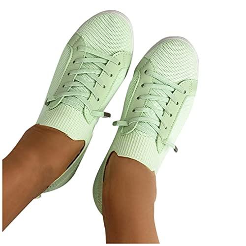 Dasongff Damen Schuhe für Freizeit Sport Training Freizeitschuhe...