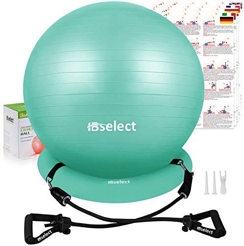 HBselet Gymnastikball Sitzball Gymnastic Ball Medizinball Pezziball...