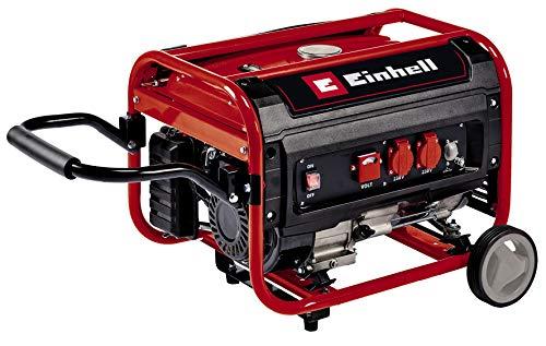 Einhell Stromerzeuger (Benzin) TC-PG 35/E5 (max. 3.100 W,...