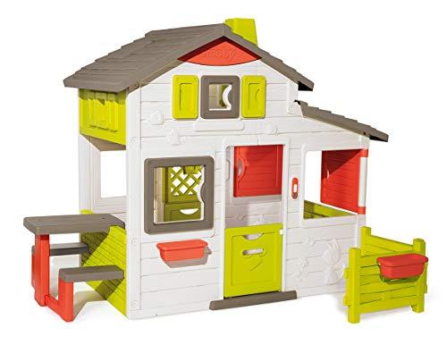 Smoby - Neo Friends Haus - Spielhaus für Kinder für drinnen und...