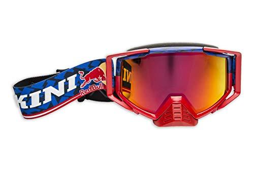 KINI Red Bull Competition Goggles – Motorcross Brille für Herren,...