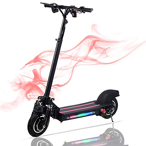 Lamtwheel Faltbarer Elektroroller E Scooter - 1200 Watt Bürstenloser...