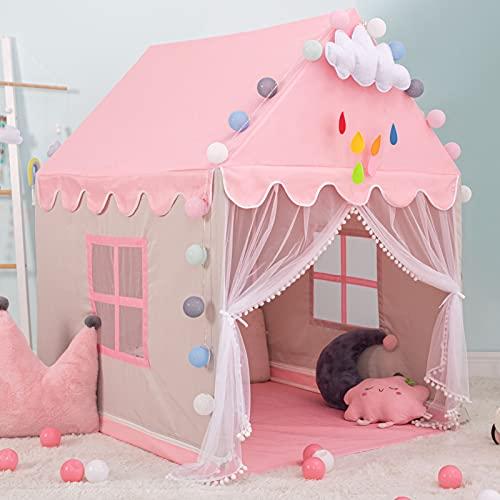Spielzelt Mädchen Prinzessin Castle Kinderspielzelt Kinderzimmer...