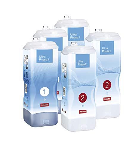 Miele Kartuschenset TwinDos UltraPhase 1 & 2 / Flüssigwaschmittel /...