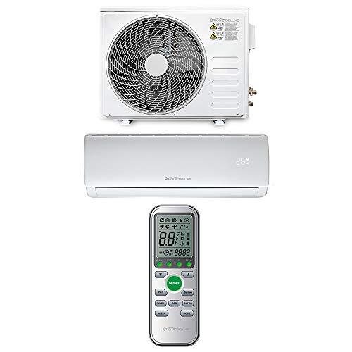 Home Deluxe - Klimaanlage SET Split XL Deluxe - Kühlen A++/ Heizen A+...