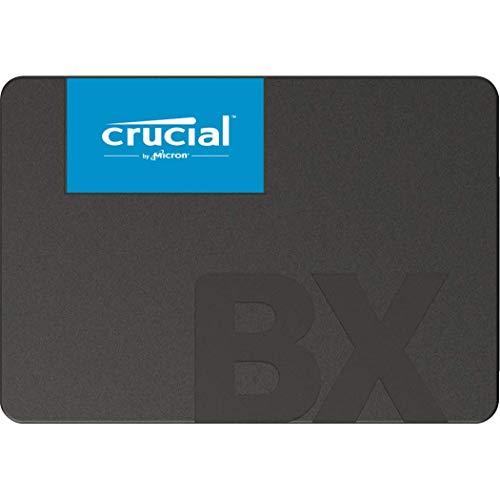 Crucial BX500 1TB CT1000BX500SSD1-bis zu 540 MB/s Internes SSD (3D...