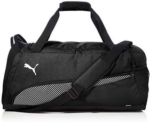 PUMA Fundamentals Sports Bag M Sporttasche, Black, OSFA