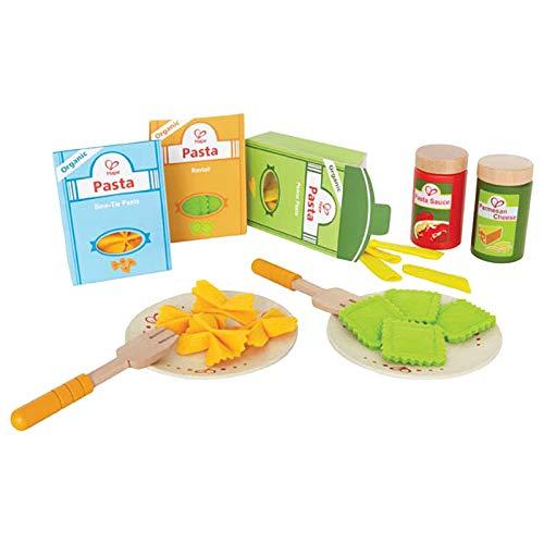 Hape E3125 Küchenzubehör Pasta-Set