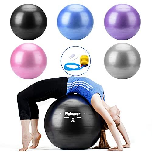Gymnastik Ball Pilates Ball Gymnastikball Schwangerschaft Fitness Ball...
