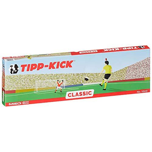 TIPP-KICK Classic 78,5x47,5 cm – Das spielfertige Set mit 2X...