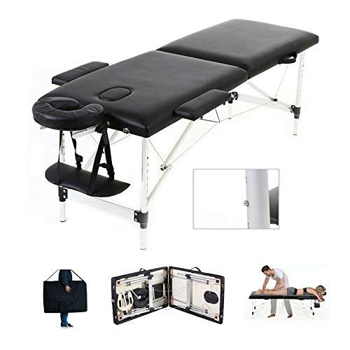 Mobile Massagebank Massageliege Massagetisch Klappbar Massagebett mit...