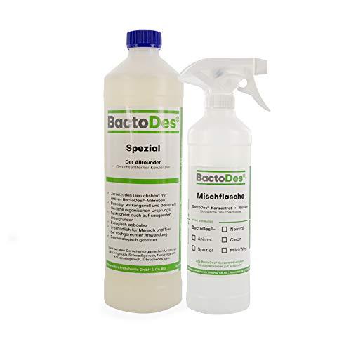 BactoDes Spezial 1l | Allround Geruchsentferner |...