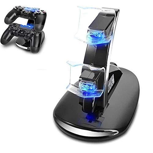 PS4 Controller Ladestation Charger, Likorlove Dualshock Docking...