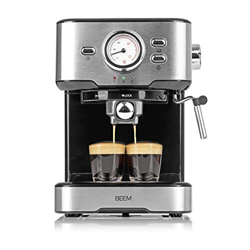 BEEM ESPRESSO-SELECT Espresso-Siebträgermaschine - 15 bar   Espresso,...