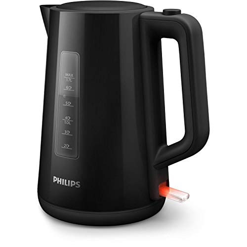 Philips HD9318/20 Wasserkocher Series 3000, Klappdeckel,...