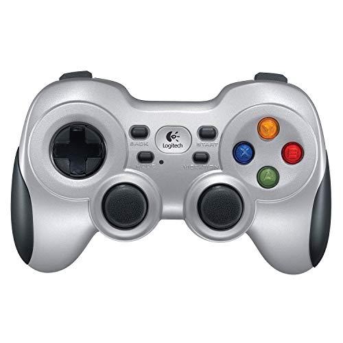 Logitech F710 kabelloses Gamepad, Spiele-Controller mit...