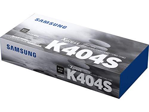 Samsung CLT-K404S Schwarz Original Toner