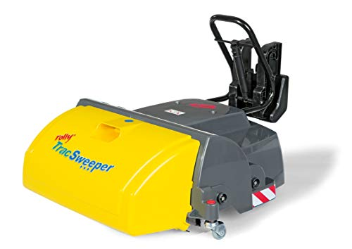 Rolly Toys rollyTrac Sweeper Anbaukehrmaschine (für RollyToys...