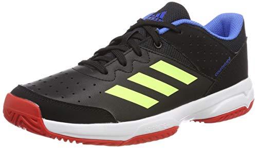 adidas Court Stabil Jr, Unisex-Kinder Handballschuhe, Schwarz (Core...