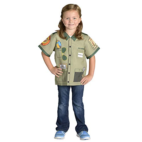 Aeromax My 1st Career Gear Zoo Keeper, Easy to Put on Shirt fits Most...