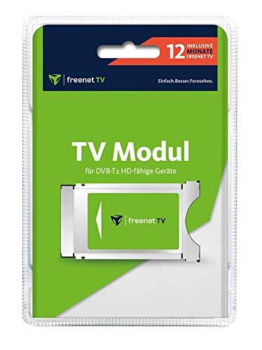 freenet TV CI+ Modul inkl. 12 Monate freenet TV Guthaben für Antenne...