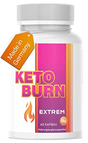 Saint Nutrition® KETO BURN - Appetitzügler & extrem schnell - 2...